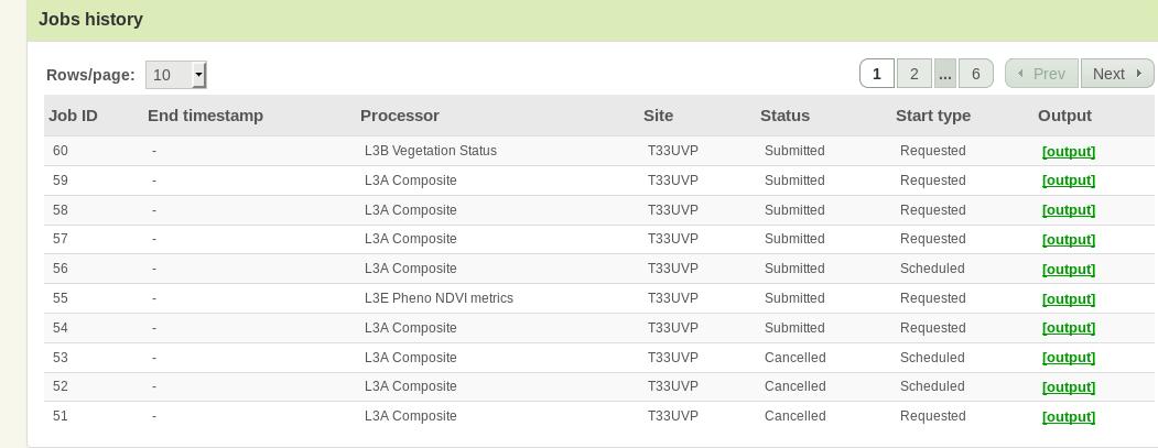 L3-Processing - Upgrade to v1 8 - Sen2-Agri Forum