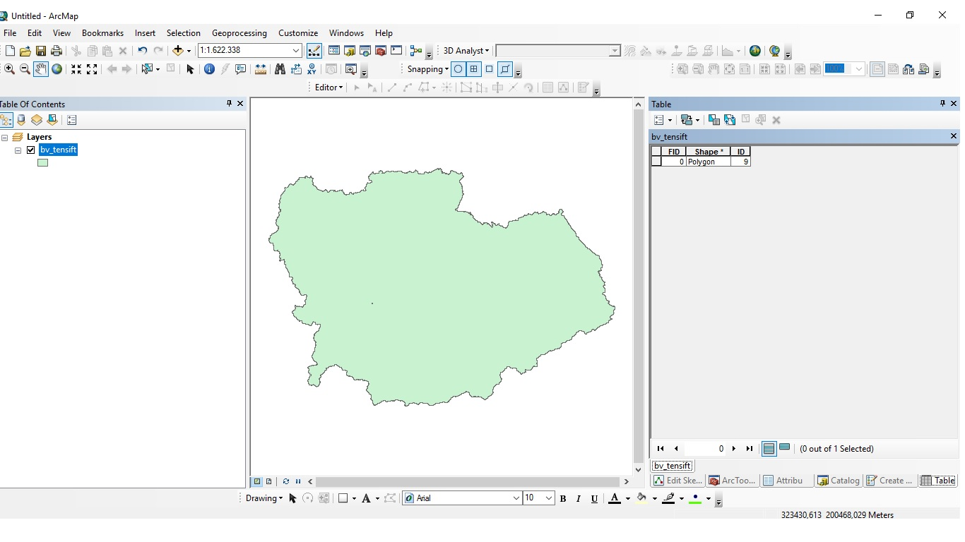 Uploading shapefile doesn't work! - Sen2-Agri Forum